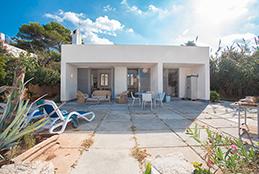 Villa sulla spiaggia di San Vito Lo Capo