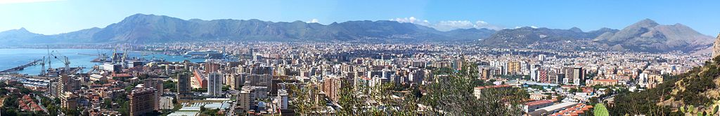 Foto panoramica di Palermo by Gabrios1984