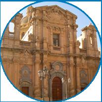 Distinta e ornata da moltissime grandi chiese, da monasteri di diversi ordini religiosi...